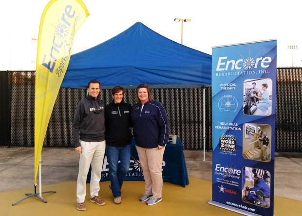 #EncoreRehab proudly sponsored the WSFA Storm Team Tour Event at Alabama State University