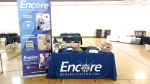 #EncoreRehab -Opelika is a Gold Sponsor of the City of Opelika Employee Health Benefits Fair #weLOVEtoseeyoumove