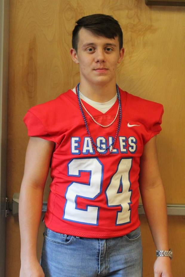 Dallin Dinkle is Athlete of the Month for Vinemont High School and Encore Rehabilitation-Cullman #EncoreRehab