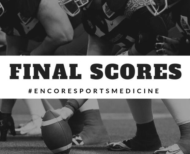 #EncoreSportsMedicine