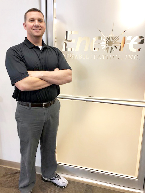 Welcome to Physical Therapist Assistant Brad Bowen! #EncoreRehab Winfield