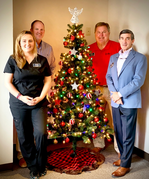 Merry Christmas from #EncoreRehab Fort Walton Beach #weLOVEtoseeyoumove