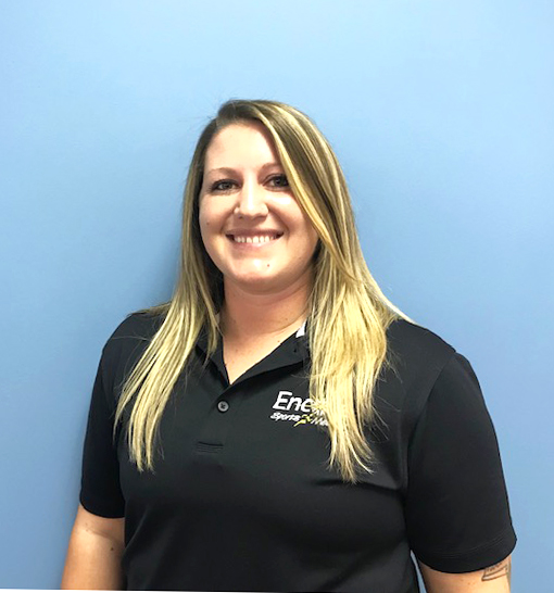 Meet Encore Sports Medicine Athletic Trainer Kayla Fiveash #weLOVEtoseeyoumove