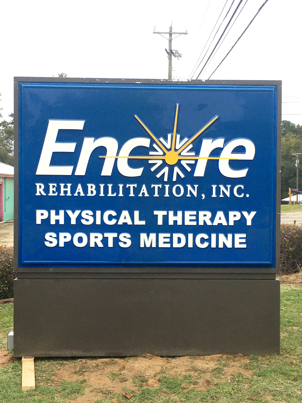 #EncoreRehab Luverne is ready to be your Physical Therapy Provider! #weLOVEtoseeyoumove