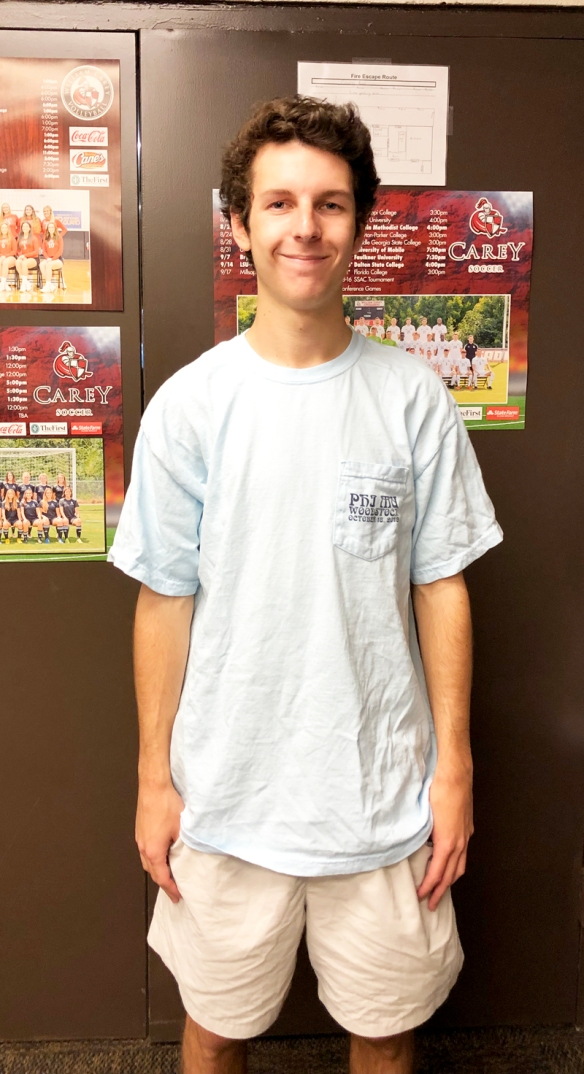 Stephen Clemmons is Patient of the Month for #EncoreRehab William Carey