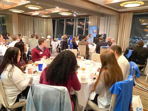 #EncoreRehab President Paul Henderson addresses the UAB DPT Class of 2020