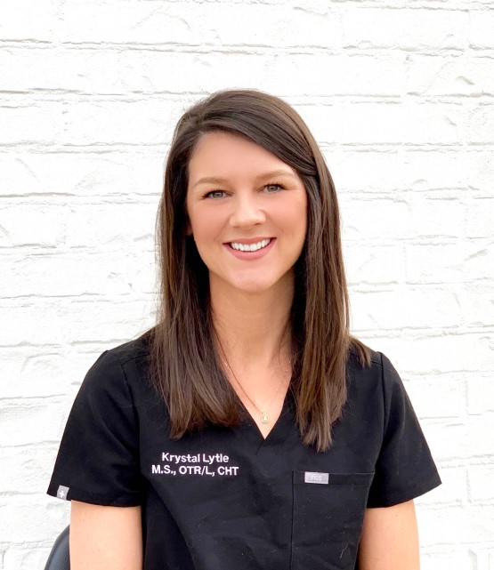 Welcome to Occupational Therapist and Certified Hand Therapist Krystal Lytle with #EncoreRehab Tillman's Corner and West Mobile