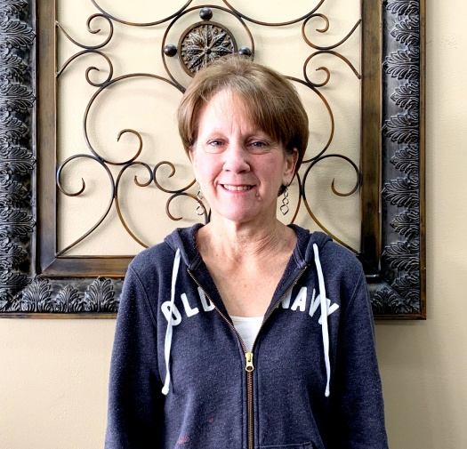 Shelia Burnett is Patient of the Month for #EncoreRehab Clanton