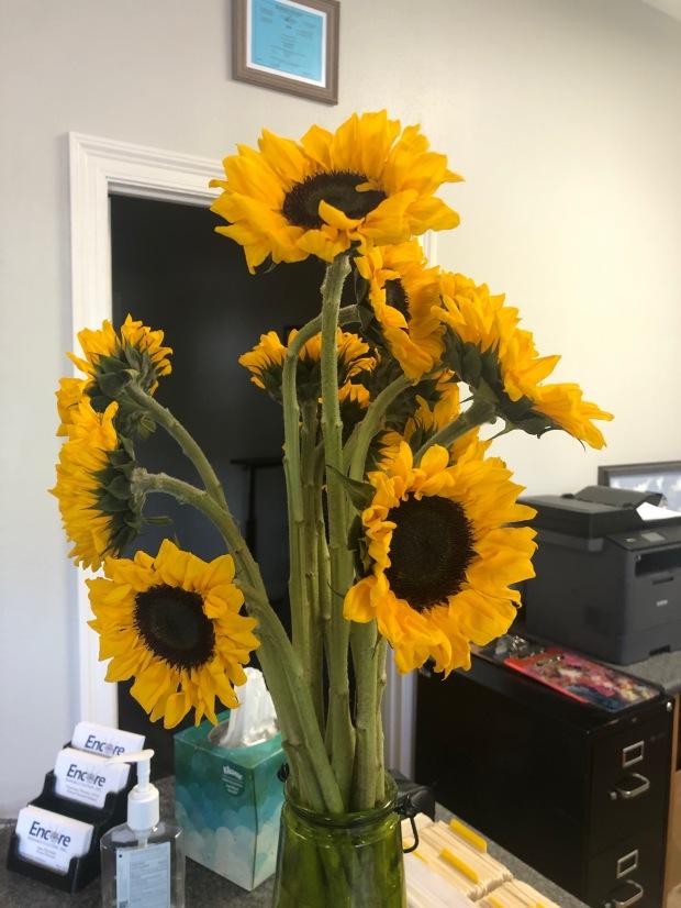 Thank you flower for #EncoreRehab Gulf Shores!