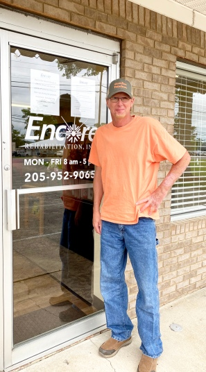 LeRoy Raffel is Patient of the Month for #EncoreRehab Hamilton