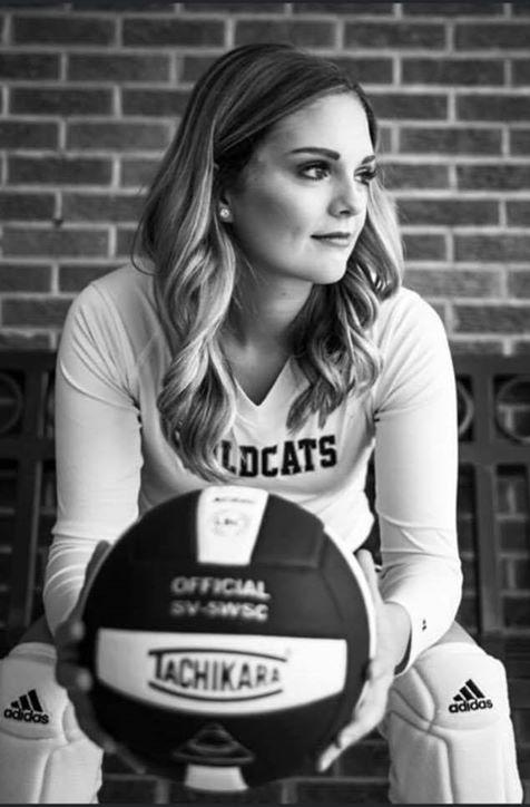 Olivia Eubanks is Scholar-Athlete with #EncoreRehab Leakesville and SportsFit Leakesville