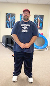 Bryan Glass is pleased with his Physical Therapy at #EncoreRehab Columbiana