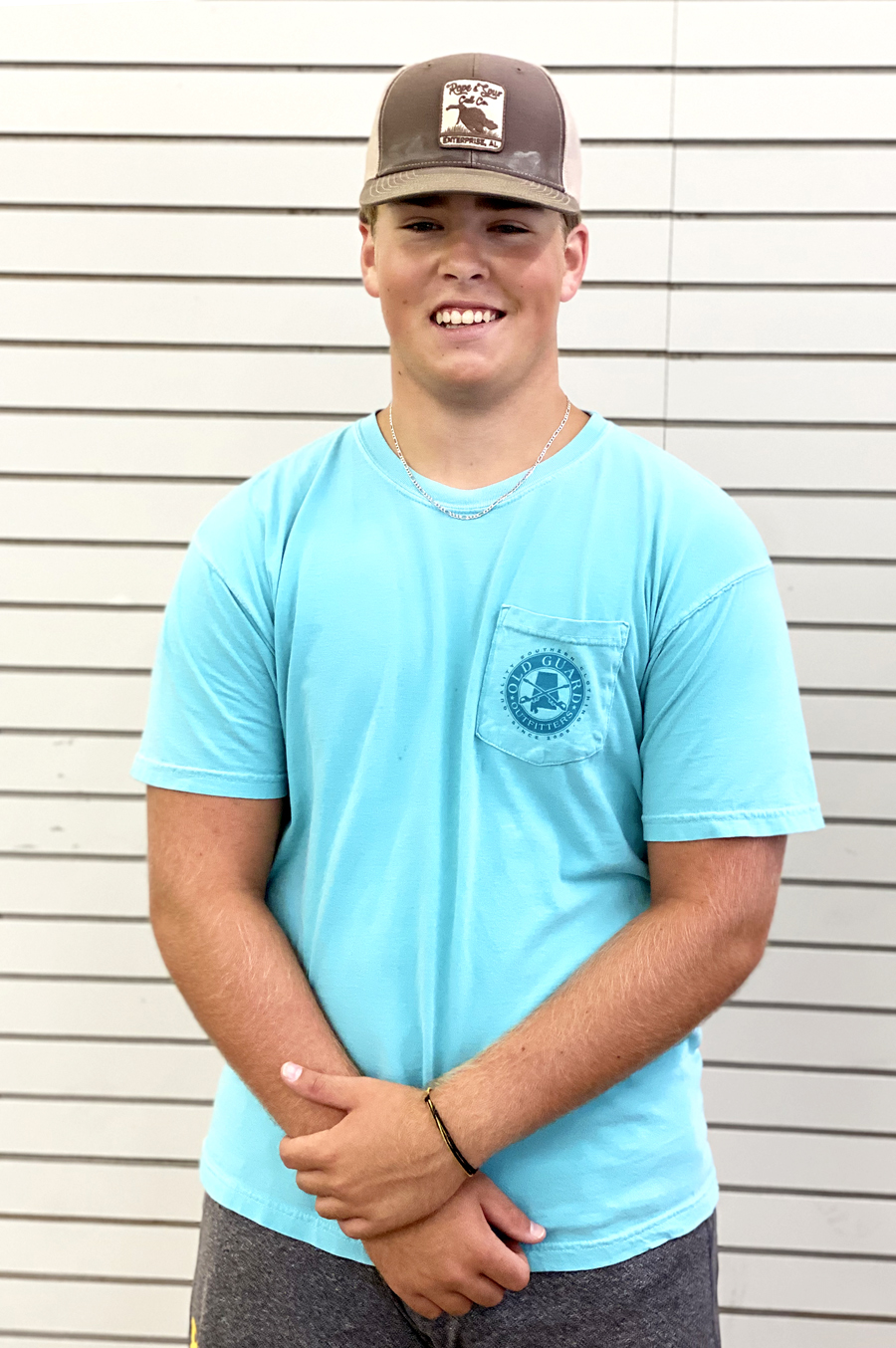 Chandler Pyron is Athlete of the Month for #EncoreRehab Opp