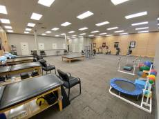 Hamilton New Clinic Gym 1 August 2020