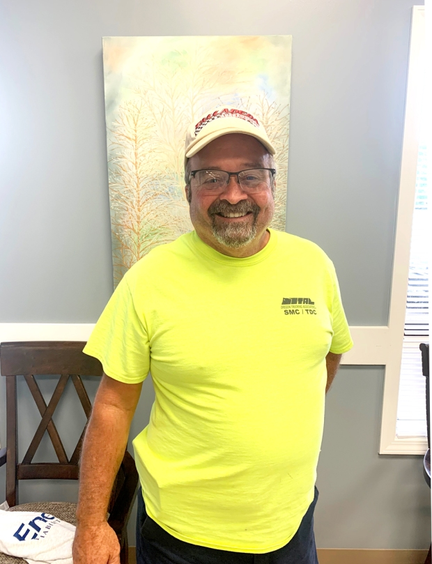 James Blackstone is Patient of the Month for #EncoreRehab Dothan East
