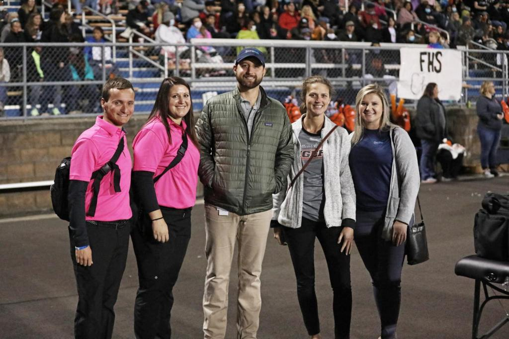 #EncoreRehab Fayetteville proudly supported the Tigers at the Fayetteville High Homecoming!