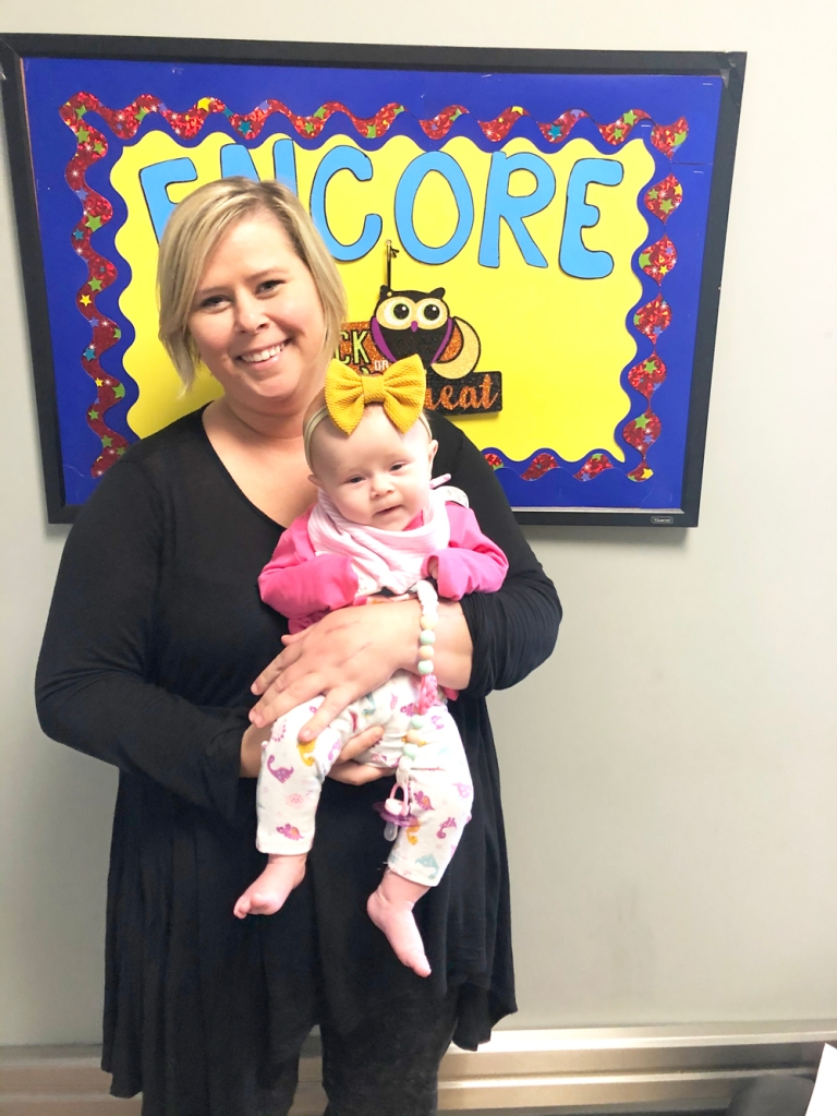 Megan DiFilippo is the Occupational Therapy Patient of the Month for #EncoreRehab Dothan.
