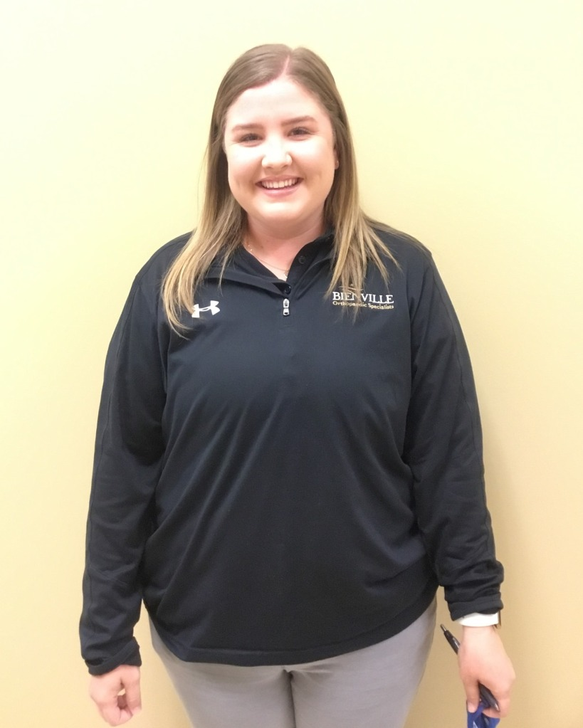 #EncoreSportsMedicine Athletic Trainer Anna Herrin