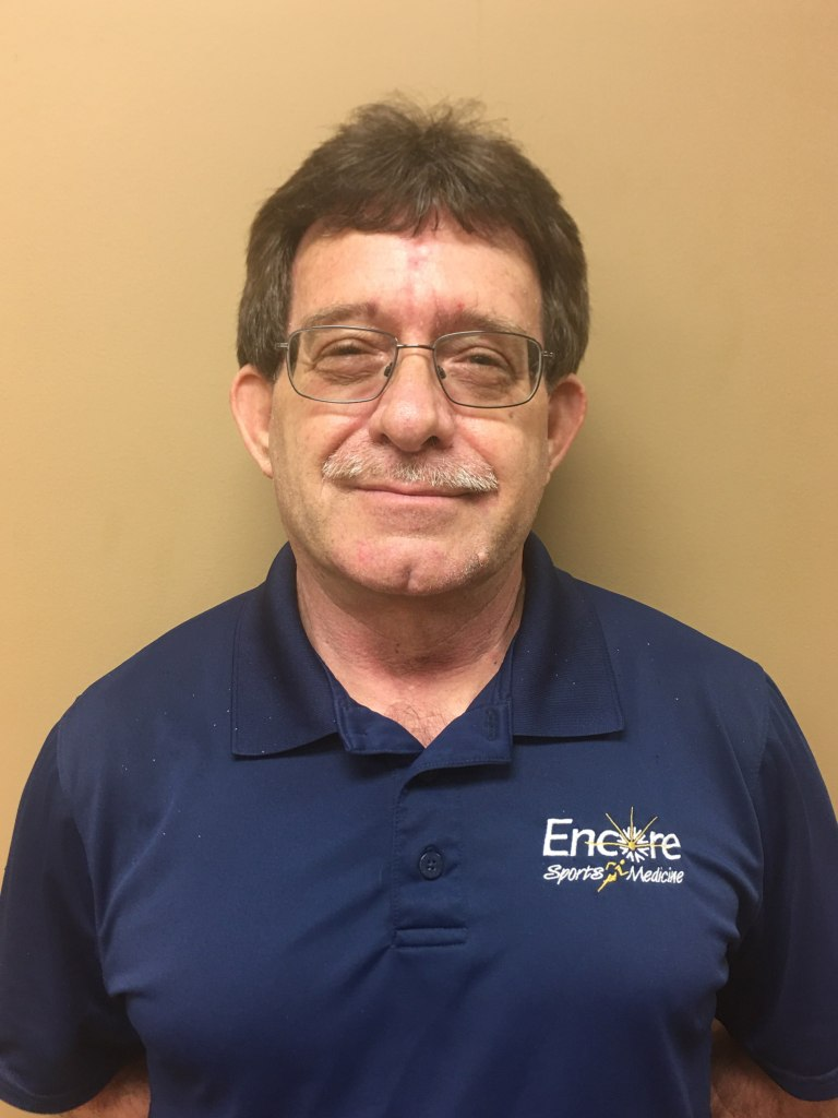 #EncoreSportsMedicine Athletic Trainer Dewayne Fortenberry