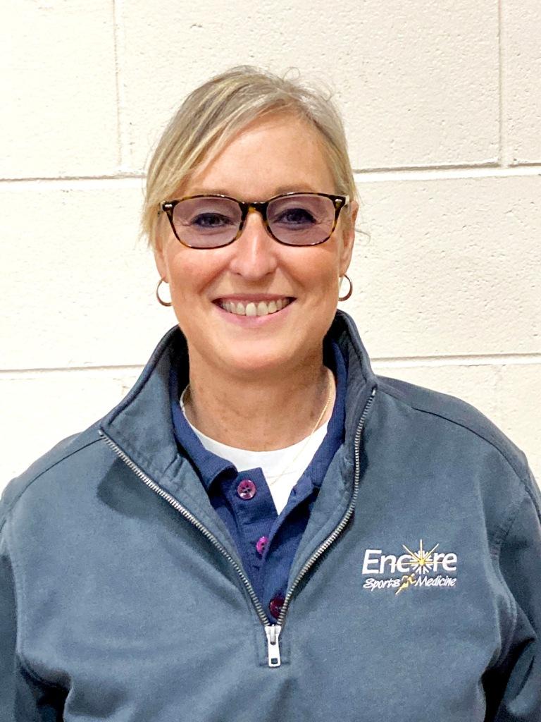 #EncoreSportsMedicine Athletic Trainer Melinda Wilson