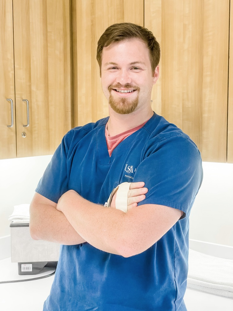 Zac Houle, OTR/L, CHT with #EncoreRehab in Mobile, Alabama